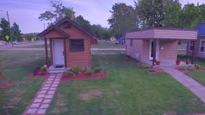 detroit u0027s tiny homes offer a big chance for struggling residents