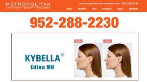 Skin Care Doctors Edina Kybella Double Chin Treatment 952 288 2230 Edina Mn Youtube
