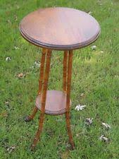 Wisconsin Furniture Company Twin Pedestal Table Antique Pedestal Table Ebay