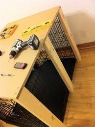 best 25 dog crate table ideas on pinterest dog crate furniture