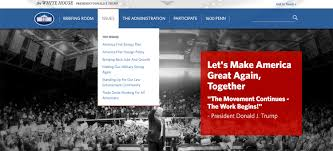 what really happened to the white house website u0027s climate change