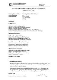project meeting minutes template university of dundee