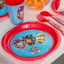 paw patrol children u0027s tableware buy wholesale price