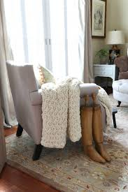 savvy southern style when a chair is too small