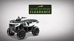 atvs arctic cat