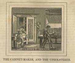 Richmond Cabinet Makers Research Note The Turner And The Cabinetmaker Seth Haywood And