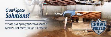 crawl space repair in boston crawl space encapsulation