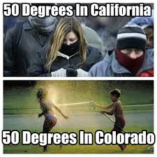 Colorado Weather Meme - the 12 best colorado memes ever memes weather and hilarious