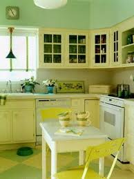 innovative yellow kitchen cabinet about interior decor concept