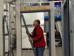 hm door u0026 frame installation demonstration a g wilson building