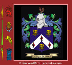 price family crest and meaning of the coat of arms for the surname