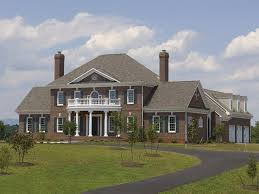 federal house plans adam federal house plan with 4489 square and 4 bedrooms s