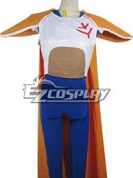 Dragon Ball Halloween Costumes Dragon Ball Vegeta Super Prince Uniform Cloth Combined Leather Costume
