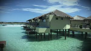 el dorado maroma resort overwater bungalow youtube