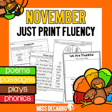 thanksgiving phonics thanksgiving literacy activities ideas and freebies miss decarbo