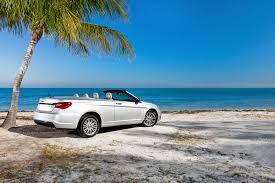 standard chrysler 200 chrysler 200 convertible stands out in midsize market bonus