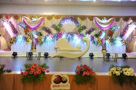stage decor by aica events aica events aica events