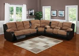 Recliners Sofa On Sale Sectional Sofa Design Sectional Sofas With Recliners And Cup