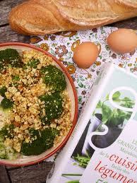 le grand livre marabout de la cuisine facile j ai testé les brocolinis à la polonaise du livre le grand livre