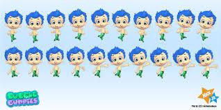 Bubble Guppies 3d Animation Graphite Lab Video Game Developer