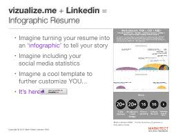What Is An Infographic Resume Vizualize Me Infographic Resume