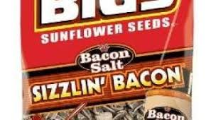 bigs bacon sunflower seeds bigs sunflower seeds 5 35 ounce package mk library