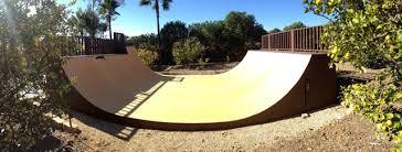 Backyard Skateboard Ramps by San Diego Mini Ramp Oc Ramps
