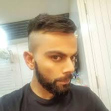 hairstyles new ealand virat kohli flaunts new hairstyle ahead of new zealand series