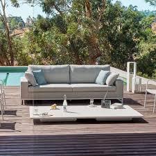 canape d exterieur design canapé modulable d angle contemporain d extérieur zendo