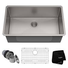 what size sink fits in 30 inch cabinet 30 undermount 16 stainless steel single bowl kitchen sink