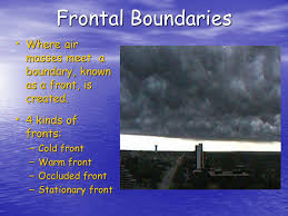 frontal boundary map weather fronts map tap weather fronts page science