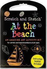 sketch and scratch under the sea peter pauper press 9781593599058