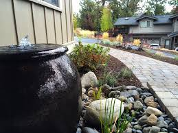 custom water features and fountains headwaters outdoor living