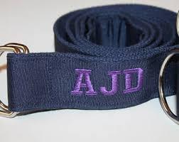 preppy ribbon belts navy ribbon belt etsy