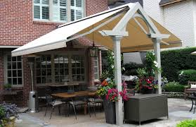 Canadian Tire Awnings Installation To Free Standing Structure Rolltec Retractable