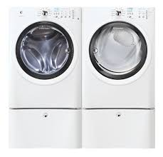 Clothes Dryer Good Guys Amazon Com Electrolux Iq Touch White Front Load Washer And