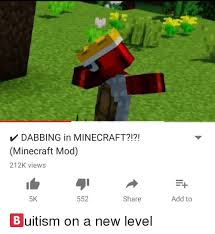 Minecraft Meme Mod - dabbing in minecraft minecraft mod 212k views 5k 552 share add