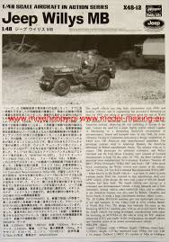 wwii jeep in action jeep willys mb hasegawa x48 12