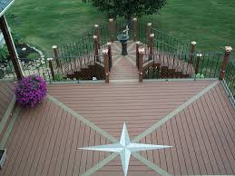 composite decking idea gallery modernview decking