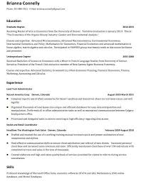 my first job resume first resume cv template examples my