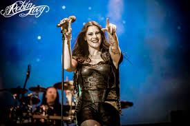 nightwish gallery concert music and band photographer robin looy