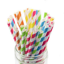 paper straws striped paper straws bee s kitchen
