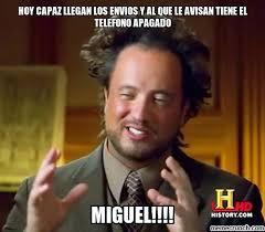 Miguel Memes - cagon