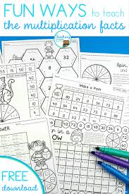 Multiplication Table Games by Engage And Motivate With Multiplication Activities That Are Fun