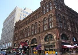 richardson architect history city steam