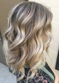 2015 hair colour trends wela hair ideas cool ashy blonde balayage highlights with neutral