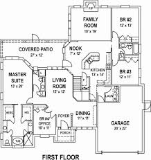 single level house plans 2 bedroom single level house plans 3d awesome 4 bedroom house plans