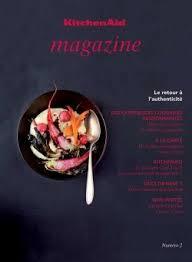 magazine cuisine gratuit pdf gratuits magazine kitchenaid livret recettes pdf