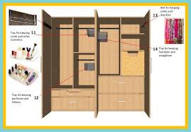 wardrobe inside designs interior wardrobe designs
