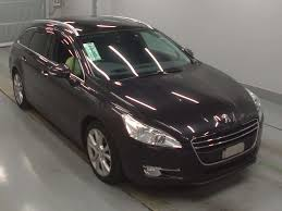 sell peugeot buy import peugeot peugeot 508 2012 to kenya from japan auction